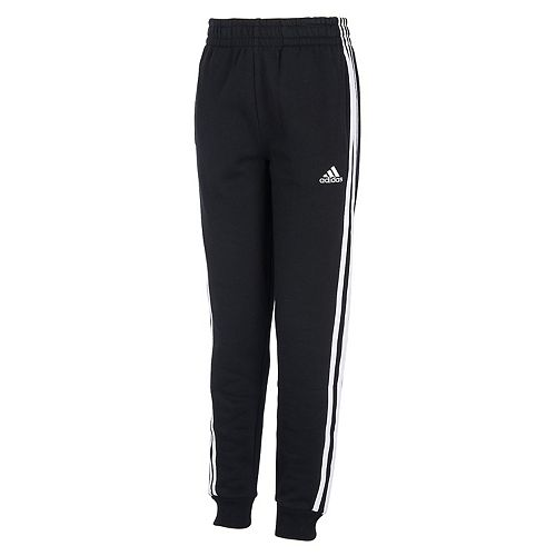 Boys 8-20 adidas 3-Stripe Jogger Pants