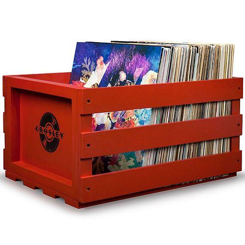 Crosley Radio Record Storage Crate