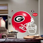 Fathead University of Georgia Bulldogs Helmet Wall Decal