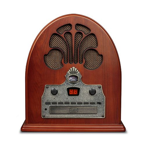 Crosley Cathedral Radio & CD Player