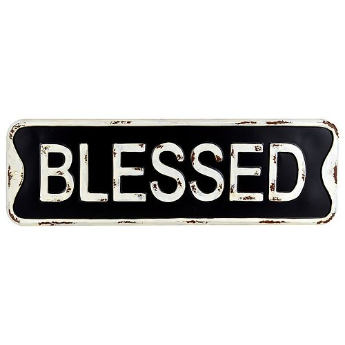 Belle Maison Blessed Wall Decor