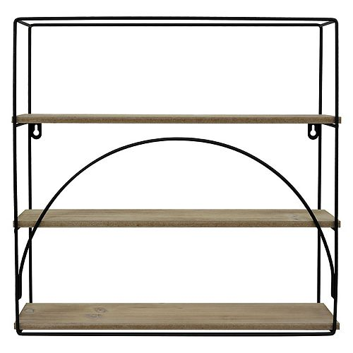 Belle Maison Square Shelf
