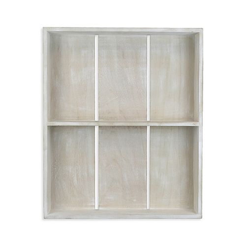 Belle Maison Wood Shelf