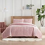 Koolaburra by UGG Raquel Faux Fur Comforter Set with Shams