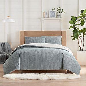 Koolaburra by UGG Raquel Faux Fur Comforter and Sham Set