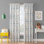 Waverly Kids Adogable Blackout Window Curtain