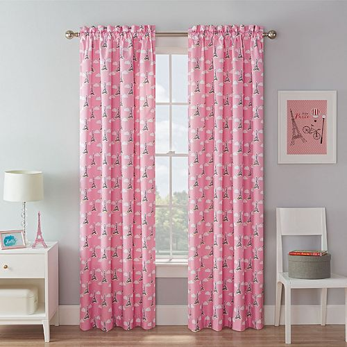 Waverly Kids Tres Chic Blackout Window Curtain