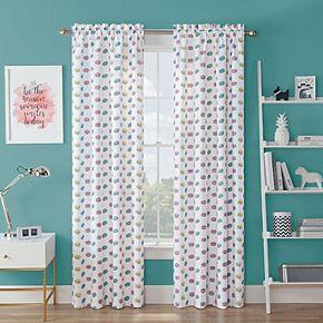 Waverly Spree Life Is Sweet Blackout Window Curtain