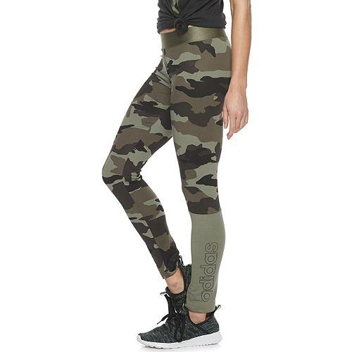 Women's adidas Fast & Confident Printed Leggings