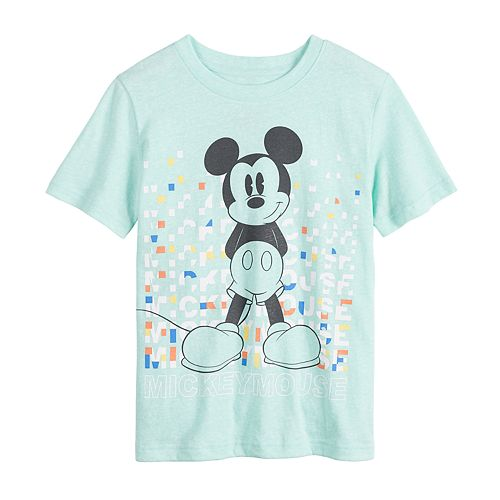 Disney's Mickey Mouse Boys 4-12 Confetti Graphic Tee by Jumping Beans®