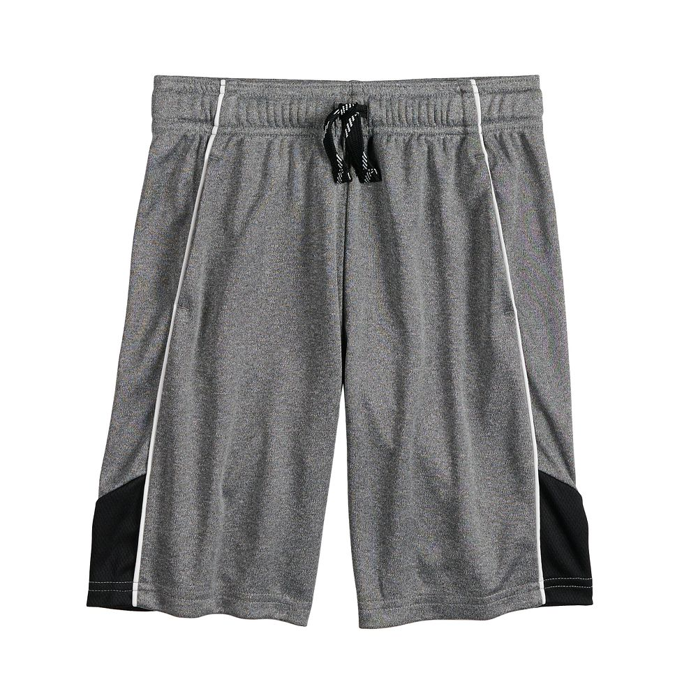 Boys 4-12 Jumping Beans® Pieced Piped Active Shorts in Regular, Slim & Husky
