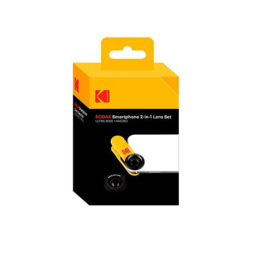 Kodak Smartphone 2-in-1 Lens Set