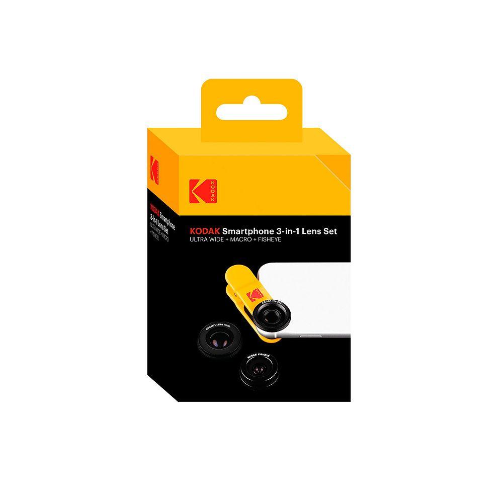 Kodak Smartphone 3-in-1 Lens Kit