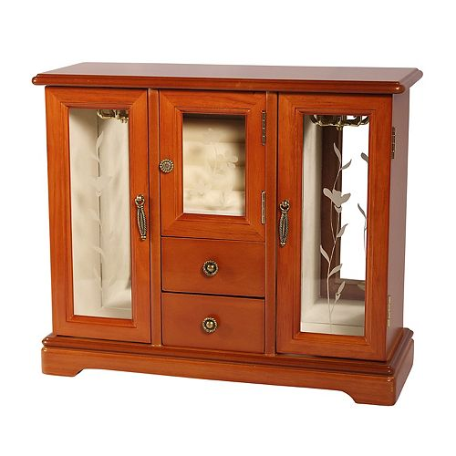 Mele Designs Trina Wooden Jewelry Box