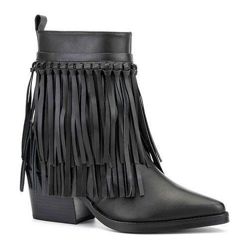 Rebel Wilson Trio 3 Style Mod Women's Ankle Boots