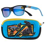 Boys 8-20 Jurassic World Sunglasses & Case Set