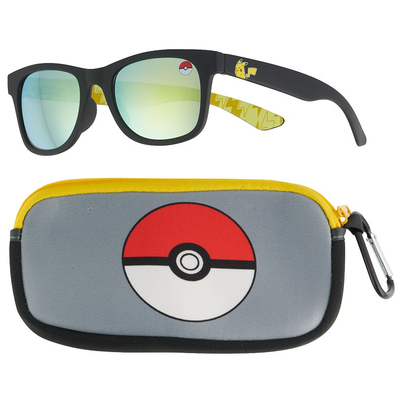 Boys 8-20 Pokemon Sunglasses & Case Set