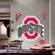 Fathead Ohio State University Buckeyes Logo Wall Decal