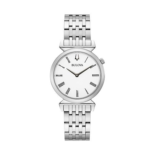 Bulova Women's Regatta Stainless Steel Watch - 96L275