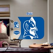 Fathead Duke University Blue Devils Logo Wall Decal