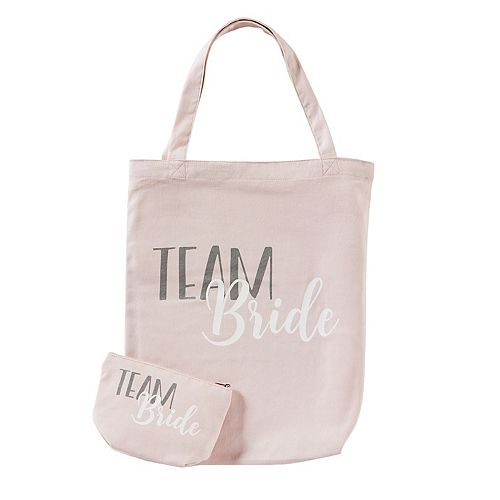 SKL Home Team Bride 2-piece Accessories Set