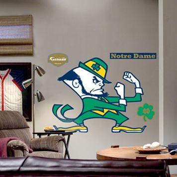 Fathead® University of Notre Dame Fighting Irish Logo Wall Decal