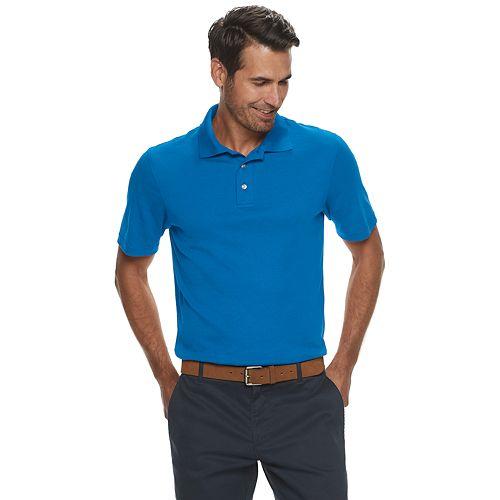 Men's Croft & Barrow® Easy Care Extra Soft Polo