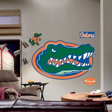 Fathead® University of Florida Gators Logo Wall Decal