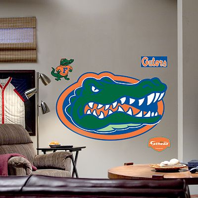 Fathead University of Florida Gators Logo Wall Decal