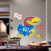 Fathead® University of Kansas Jayhawks Logo Wall Decal