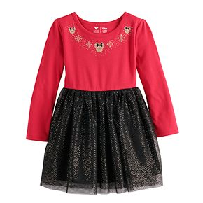 Disney's Minnie Mouse Toddler Girl Shimmer Tulle Tutu Dress by Jumping Beans®