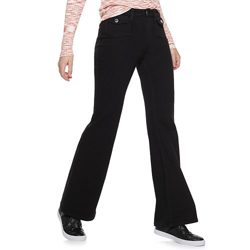 Women's Nine West High Rise Flare Jeans