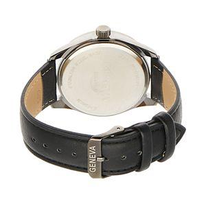 Men's Geneva Gunmetal Tone Watch - KH8144GU