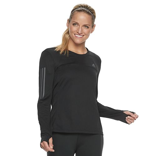 Women's adidas Own the Run Long Sleeve Tee