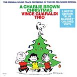 Vince Guaraldi - Charlie Brown Christmas - Limited Edition Baby Blue Vinyl Record