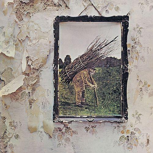 Led Zeppelin - Led Zeppelin IV Vinyl Record