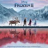 Frozen 2 Original Songs Vinyl Record