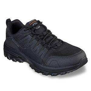 Skechers Work Relaxed Fit Fannter SR Men's Shoes