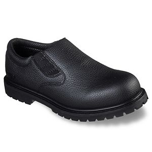 Skechers Work Relaxed Fit Cottonwood Ekel Men's Shoes