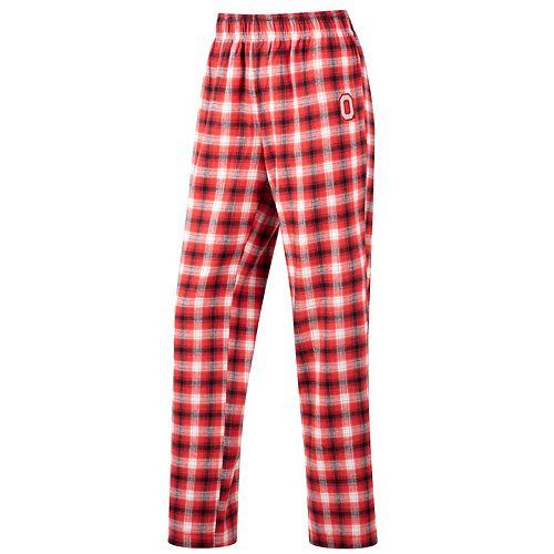 Women's Ohio State Buckeyes Flannel Pants