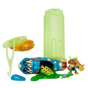 Treasure X Alien Hunter Single Pack - Blue