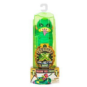 Treasure X Alien Hunter Single Pack - Green