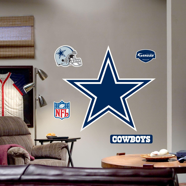 Fathead® Dallas Cowboys Logo Wall Decal Part 30