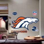 Fathead® Denver Broncos Logo Wall Decal