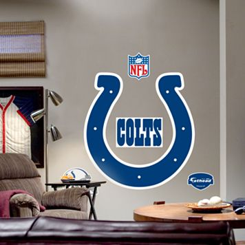 Fathead® Indianapolis Colts Logo Wall Decal