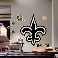 Fathead® New Orleans Saints Logo Wall Decal
