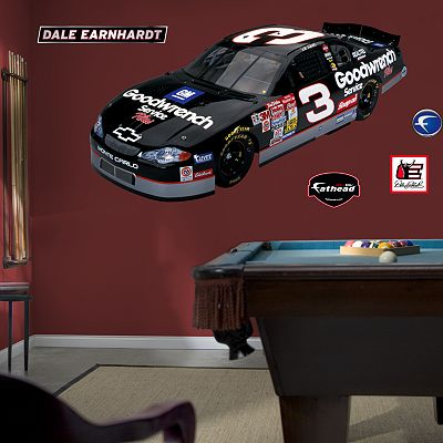 Fathead NASCAR Dale Earnhardt Sr. Wall Decal