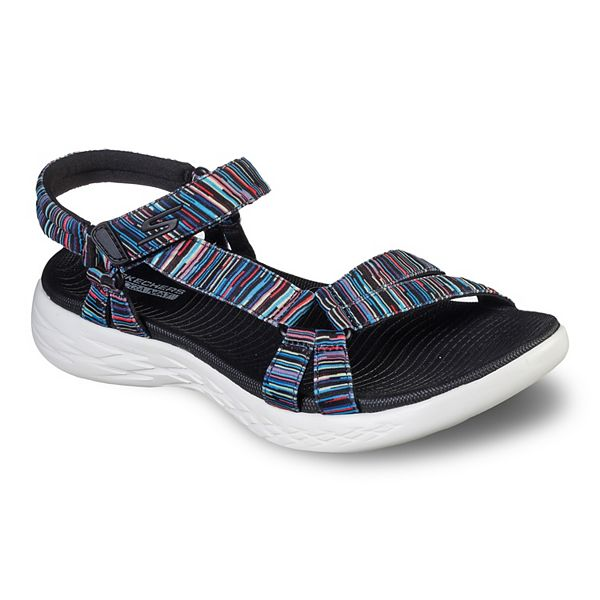 Skechers On The Go 600 Electric Women S Sandals