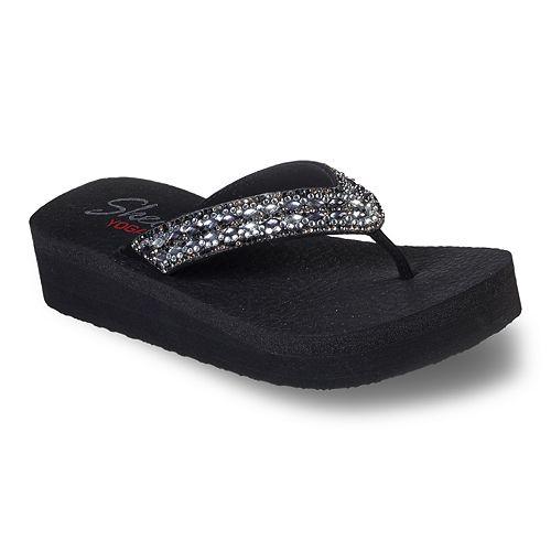 Skechers Cali Vinyasa Glory Day Women's Platform Sandals