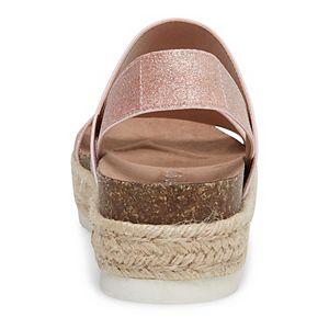 Madden Girl Cybell Women's Platform Sandals